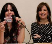 Mujeres de Hierro renuncian al PRI, se afilian al partido MORENA